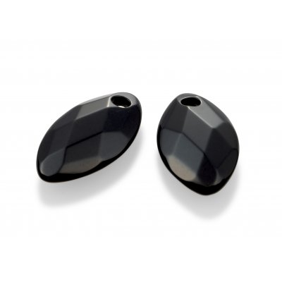 Facet Onyx Ear Leaf
