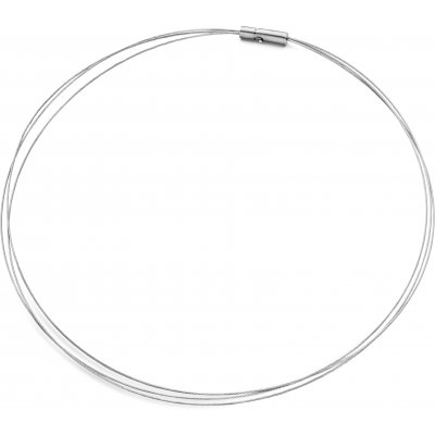 Danish Design Stainless Steel Collier 42cm