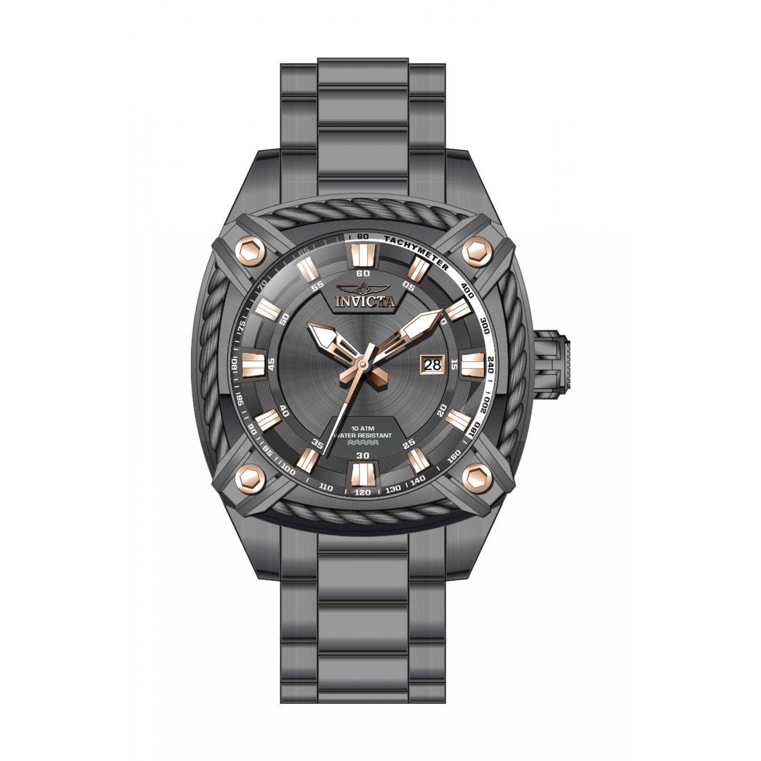 Invicta Bolt 31374 Anny van Buul Juweliers Horloges