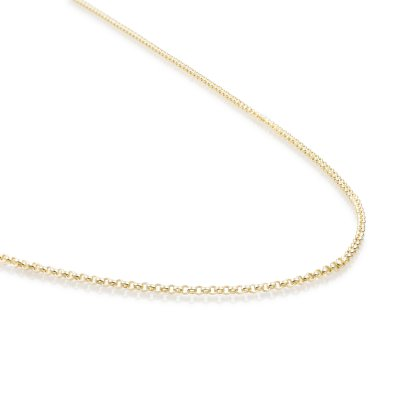 Belcher Chain Gold Plated