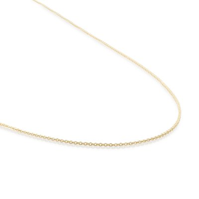 Anchor Chain Gold Plated
