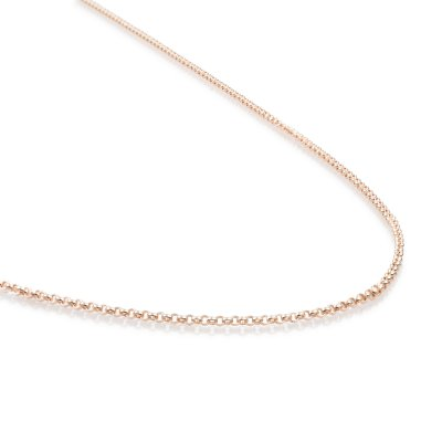 Belcher Chain Rose Gold Plated
